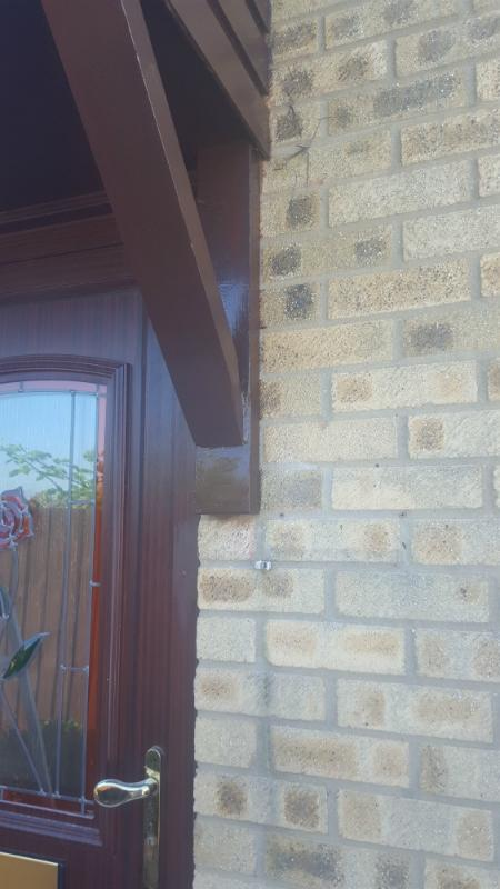 Exterior wood paint Essex
