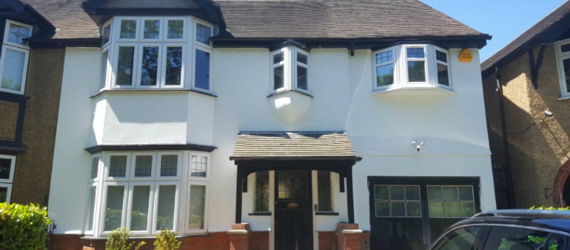 Exterior Essex home